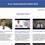 Antioxidants_Video_Site_Builder