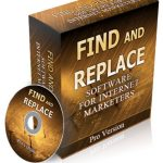 Find and Replace PLR Software