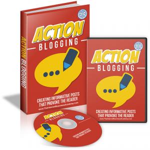 Action Blogging MRR