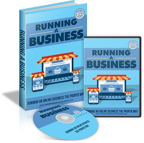 Running A Business - mrr