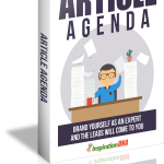 Article Agenda MRR Ebook