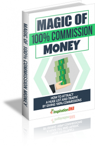 Magic of 100% Commission MRR Ebook