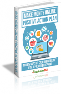Make Money Online Positive Action Plan MRR Ebook