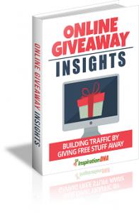 Online Giveaway Insights MRR-Ebook
