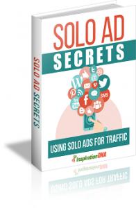 Solo Ad Secrets MRR Ebook