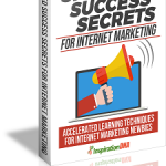 Speed Success Secrets For Internet Marketing MRR Ebook