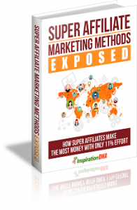 Super Affiliate Marketing Methods Exposed ebook mrr