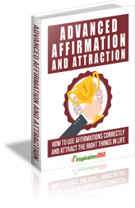 Advanced Affirmation And Attraction MRR Ebook