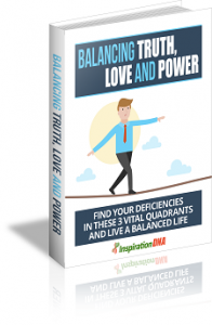 Balancing Truth, Love And Power MRR Ebook