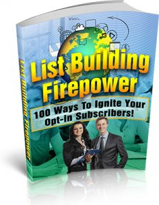 List_Building_PLR_Ebook