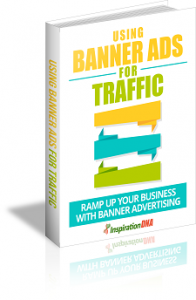Using Banner Ads for Traffic MRR Ebook