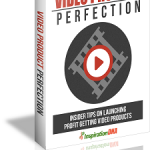 Video Product Perfection MRR Ebook