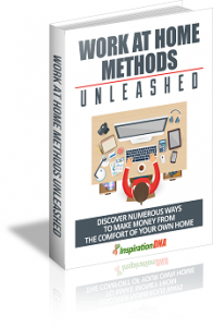 Work At Home Methods Unleashed MRR Ebook