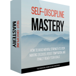 Self-Discipline Mastery MRR Ebook