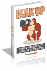 Bulk Up MRR Ebook
