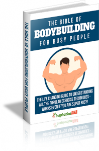 The Bible Of Bodybuilding For Busy People MRR Ebook