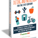 The Most Important Guide On Dieting And Nutrition For The 21st Century MRR Ebook
